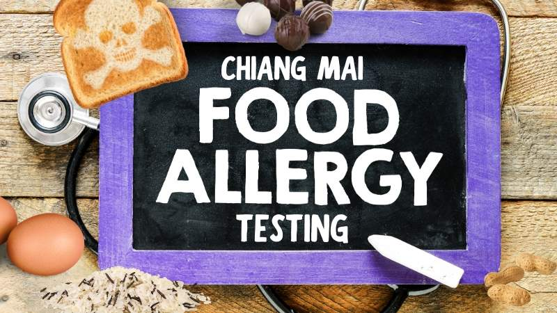 Food Intolerance Allergy Test Chiang Mai