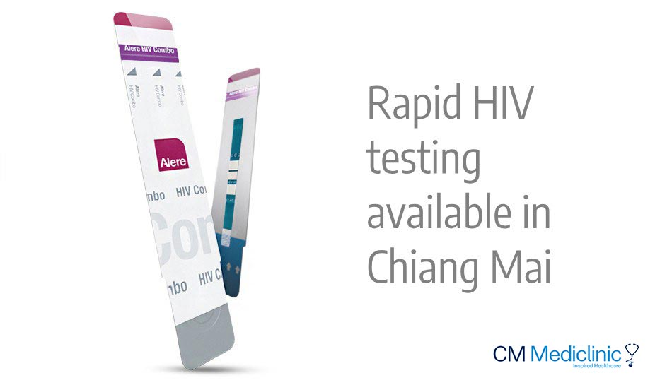 Rapid HIV Test in Chiang Mai