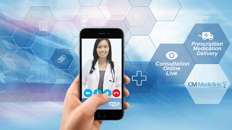 Online Medical Consultation Thailand
