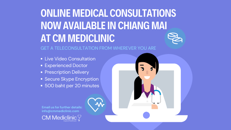 online consultations chiang mai